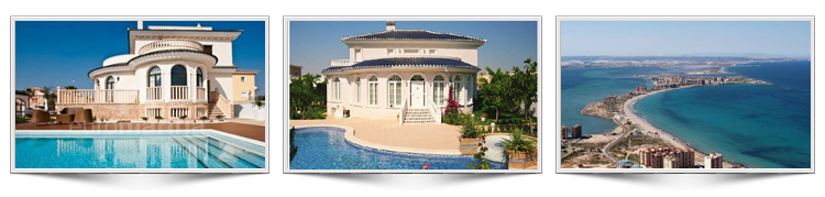 Официальные сайты недвижимости в испании